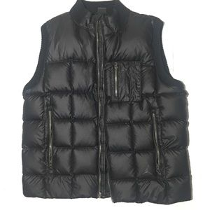 NWOT Men's Jordan Puffer Vest XL Black